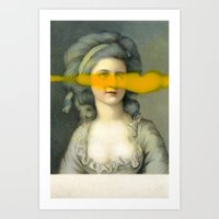 Untitled (Maiden) Art Print
