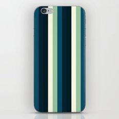 Nautical Stripes 2 iPhone & iPod Skin