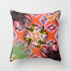 ▲ KURUK ▲ Throw Pillow