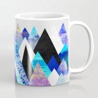 Blue Peaks Mug