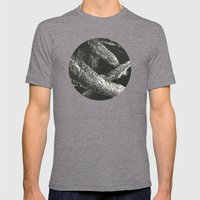 Roots A.D. II Mens Fitted Tee Tri-Grey SMALL