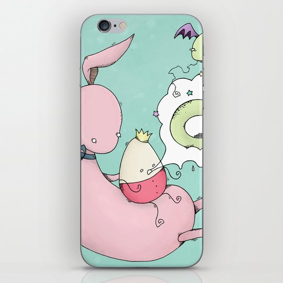 The Tall Tale iPhone & iPod Skin