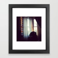 Mid Afternoon Framed Art Print