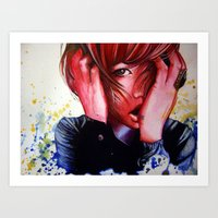 Concealment (VIDEO IN DESCRIPTION!!) Art Print