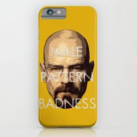 Male Pattern Badness iPhone 6 Slim Case