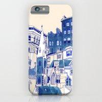 Blue Buildings iPhone 6 Slim Case