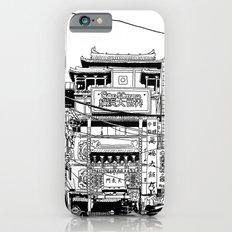 Yokohama - China town iPhone 6 Slim Case