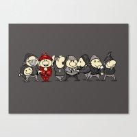 Red Dwarf Canvas Print