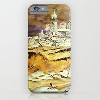 iPhone & iPod Case featuring Brentons Lighthouse Ipod Cover by Ave Hurley by ArtRaveSuperCenter: Ave Hurley Illustrat