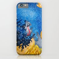 iPhone & iPod Case featuring Dual State II by LuisaPizza