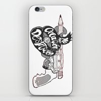 Creative weapon #2 (variant) iPhone & iPod Skin