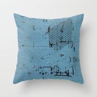 USELESS POSTER 18 Throw Pillow