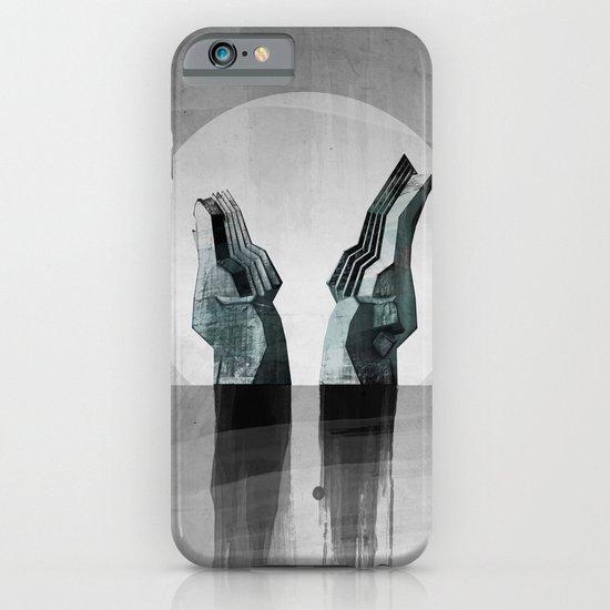 Experimental - Strange Waters iPhone & iPod Case