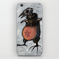 Star Belly Sneetch iPhone & iPod Skin