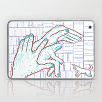 Fingerz Laptop & iPad Skin