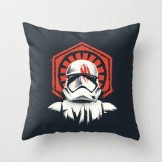 First Order Throw Pillow