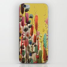 if spring is there iPhone & iPod Skin