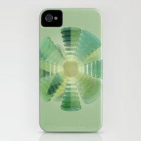iPhone 4s & iPhone 4 Cases featuring SeaGlass by Studio Haruko