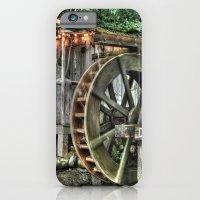 Water Wheel in Canada iPhone 6 Slim Case
