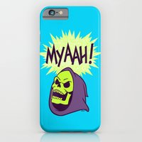 iPhone & iPod Case featuring Myaah! by Gimetzco's Damaged Goods