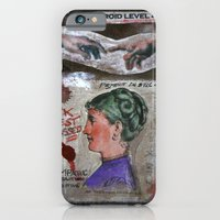 iPhone & iPod Case featuring LEVEL 4 by Luca Piccini