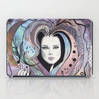 cosmic girl iPad Case