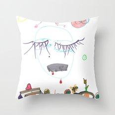 Lover Throw Pillow