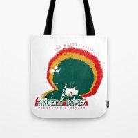 Angela Davis Tote Bag