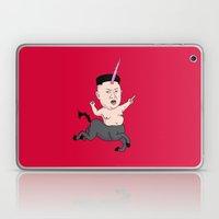 Kim Jong Unicorn Laptop & iPad Skin
