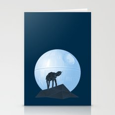 Howl At At The Moon Stationery Cards