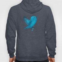 The Original Twitter - Painting Hoody