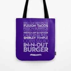 Los Angeles — Delicious City Prints Tote Bag