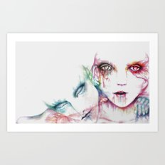Two Spirited Art Print