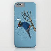 Annoyed IL Birds: The Robin iPhone 6 Slim Case