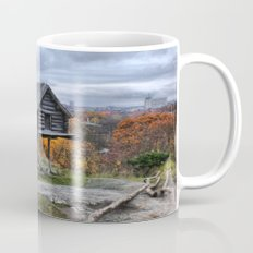 Heart in a Cage Mug