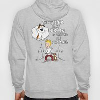 The Tiger in My Brain Hoody