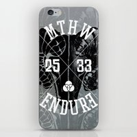 MTHW 25 33 iPhone & iPod Skin