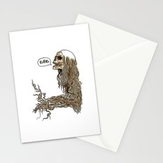 Laughing Skull Stationery Cards