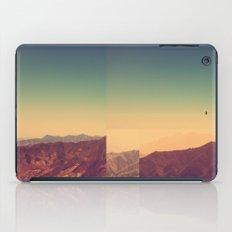Mountains Clashed iPad Case