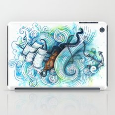 Long Journey iPad Case