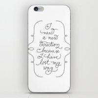 New Direction iPhone & iPod Skin