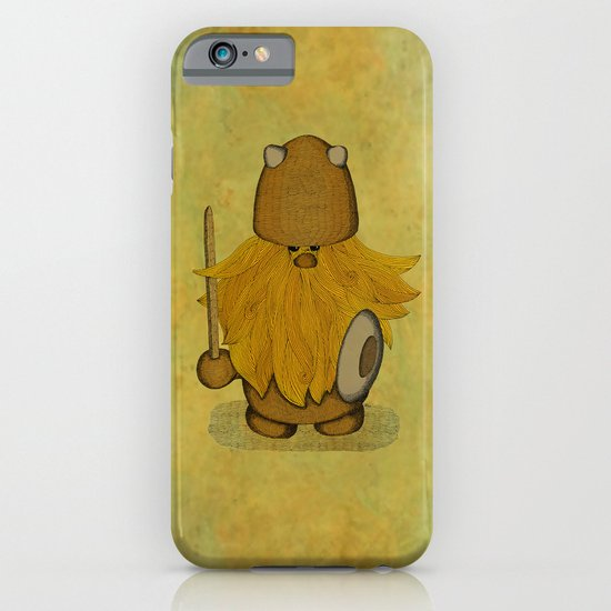 Hirsute Viking Homunculus iPhone & iPod Case