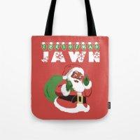 Christmas Jawn Tote Bag