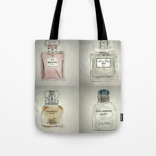 Luxury Tote Bag