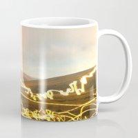Crackle, Fizz, Pop By D.… Mug