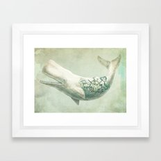 Far and Wide Framed Art Print