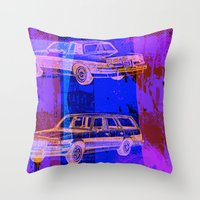 Caprice Throw Pillow