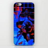 The Mask iPhone & iPod Skin