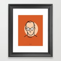 Keith Haring Framed Art Print