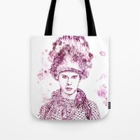 Levi Miller Vs Ted Tuesd… Tote Bag